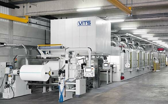 Surface Technologies Coating Vits Technology Gmbh